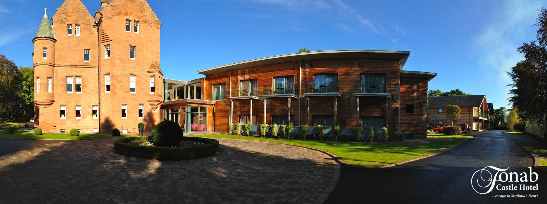 Fonab Castle Hotel Scotland S Newest Aa 5 Star In The Heart Of