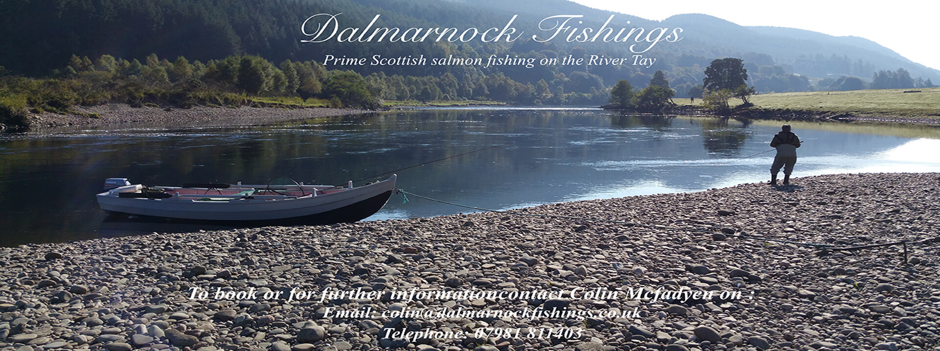 Dalmarnock Fishings